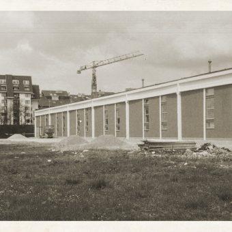 Izgradnja proizvodne hale in poslovnih prostorov ALPREM